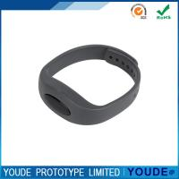 Quality Rubber Vacuum Casting Prototyping Rubber Wristband For Electrial Product wholesale