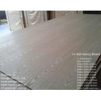 Cheap Ash Fancy Plywood 1220 x 2440mm for sale