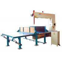 Quality Automatic Vertical CNC Foam Cutting Machine For Sponge Mattress , Digital Foam Cutter wholesale