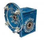 Quality Single Shaft NMRV Worm Gearbox Torque Arm , Industrial Motovario Gear Motor wholesale