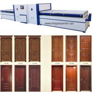 China Vacuum membrane press machine wholesale suppliers on sale