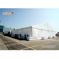 Quality Outdoor Party Event Marquee Tent with 5PH - 40HP Cooling Air Conditioners wholesale