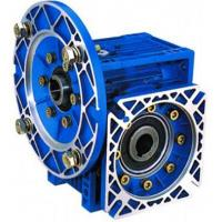 Quality 0.06kw - 7.5kw RV Series Speed Reduction Gearbox NMRV..F BL Worm Shaft Reducer wholesale