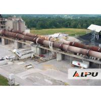 Quality Capacity 78 t/d Rotary Kiln Production Line Calcination for Limestone Dolomite Chalk wholesale