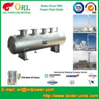 Quality Reduce emissions gas steam boiler mud drum TUV wholesale