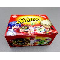 Quality Nice Taste Spinner Candy With Funny And Lovely Shape , Kids Love wholesale