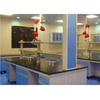 Quality Steel Structure Modular Laboratory Benches And Cabinets With Exhaust Hood wholesale