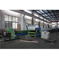 Quality 60 KW Discontinuous Polyurethane Sandwich Panel Manufacturing Line For Cooling Room wholesale