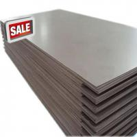Cheap Titanium and Titanium Alloy Plates for sale