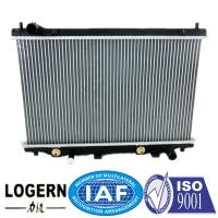 China Durable Engine Parts MAZDA Car Radiator For Mazda 2'02 325*538*26mm Core Size on sale