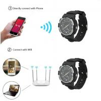 Cheap Y30 8GB 720P WIFI P2P IP Spy Watch Hidden Camera Recorder IR Night Vision Motion for sale