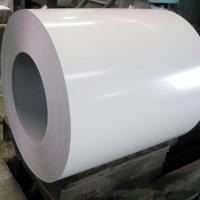 Quality White Color Coated Aluminum Coil Pvdf Coated Aluminum ISO Certification wholesale