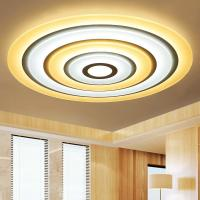Quality Round Ceiling lighting fixtures for home Acrylic ceiling lamp Fixtures (WH-MA-125) wholesale