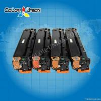 China Hp Color Toner Cartridge Cb540a/cb541/cb542a/cb543a on sale