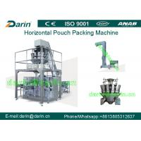 Jinan Automatic Pouch Packing Machine  / Automatic Grocery Packing Machine