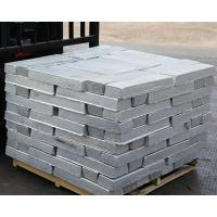 Quality EZ33A alloy ingot EZ31 alloy ingot M12331 magnesium ingot for Remelt to Sand, Permanent, Mold and Investment Castings wholesale