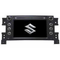 Quality Suzuki Vitara 2006-2010 HD Android 9.0 Car DVD IPS Touch Screen Radio GPS Stereo Navi SUZ-7166GDA wholesale