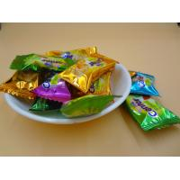 Quality Colorful Pop Juicy Fruity Bubbly Chewing Gum Bubblegum With Bling Bag wholesale