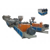 Quality WPC Co-Extrusion Plastic Foam Making Machine 1220mm With Stacker wholesale