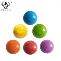 Quality Soft Weighted Mini Gym Exercise Ball PVC Toning Ball 1lb-10lb Weight wholesale