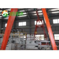 Quality High Frequency 380V Fiber Cement Board Production Line Good Heat And Sound Insulation wholesale