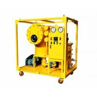 DZL-100A Vacuum Transformer Oil Purifier