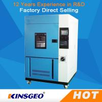 Quality Temperature Humidity Controlled Cabinets Humidity Testing Equipment 6.5KW wholesale