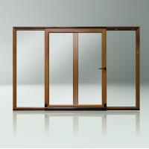 Quality Customized high quality aluminum sliding internal glass door wholesale