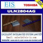 Quality ULN2804AG - TOSHIBA - 8ch Darlington Sink Driver - Email: sales009@eis-ic.com wholesale