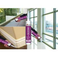 Quality White Color Neutral Silicone Sealant For Metal Roofing One Component wholesale