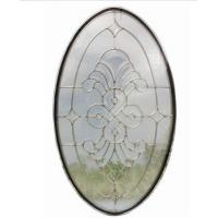 Buy cheap stained glass, panel glass for house decoration, window and door decration product