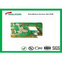 Quality Rogers 5880 material Quick Turn PCB Prototypes , White Silkscreen  PCB wholesale