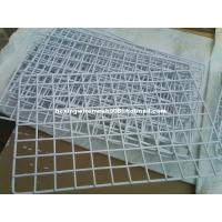 China plastic coated welded wire mesh cage panel on sale