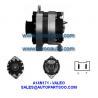 Buy cheap 6025007592 A14N142 A14N171 NA399 - VALEO Alternator 12V 90A Alternadores from wholesalers