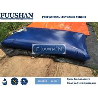 Quality Fuushan 3000 Gallons Pillow Water Tanks Uk Farmer Preference Product wholesale
