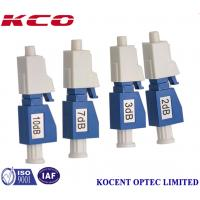 Quality 1000MW Fixed Type Lc Fiber Optic Attenuator Single Mode 3dB Telecom Standard wholesale