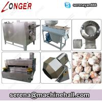China Industrial Sugar and Flour Coated Peanuts Making Machine Manufacturer on sale