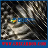 Quality Customized High Glossy Carbon Fiber Sheet 3K Twill/Plain wholesale