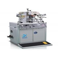 Quality Plastic Manual Heat Transfer Printing Machine Rotary Letterpress Structure wholesale