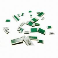 Quality Current Sensing Resistors in Surface Mount Type, with Cu-alloy Resistive Element wholesale