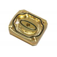 Buy cheap Brass Material Castings CNC Precision Machining Products Custom Machining from wholesalers