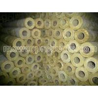 Quality Mowco Rock Wool (Mineral Wool) Pipe Cover/ Sections wholesale