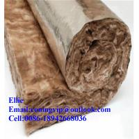China Earthwool/glass mineral wool insulation roll on sale