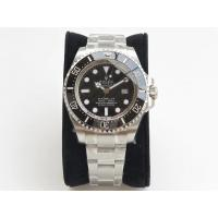 Buy cheap Rolex DeepSea Dweller 116660 SS/SS Black VRF Asia 2836 - RSD001 from wholesalers