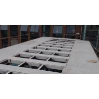 China High Density Fiber Cement Floor Board For House Decorative Fire Insulation on sale