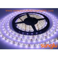 Quality Epoxy Waterproof Flexible LED Strip Lights Easy Installation For Car Decoration wholesale