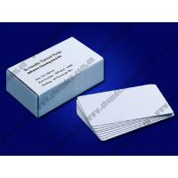 Buy cheap Re-transfer printer ACC-5486 CR80 Adhesive Cleaning Card Kit from wholesalers