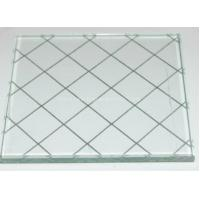 Buy cheap Rolled 5mm 6mm Bamboo Figured / Patterned Glass Panels For Home Decoration product