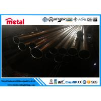 China Large Diameter Stainless Steel Tubing , ASTM A312 UNS S30815 Stainless Steel Threaded Pipe on sale