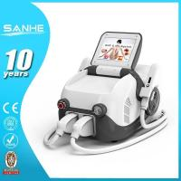 Quality New portable IPL SHR hair removal machine/ professional ipl/ armpit hair remover wholesale